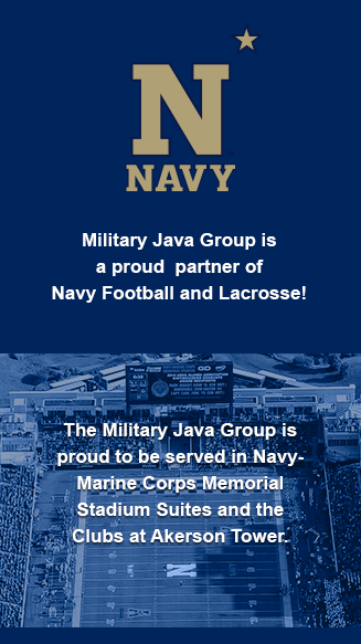 supporter of navy football and lacrosse